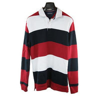 Tommy Hilfiger long sleeve rugby top M RRP115 DV27