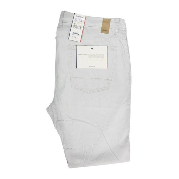 Hattric Off-white Chino trousers size W40 RRP120 G19