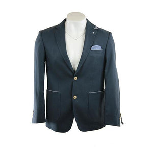 Stones blue Elba fun jacket fully lined size 48 RRP250