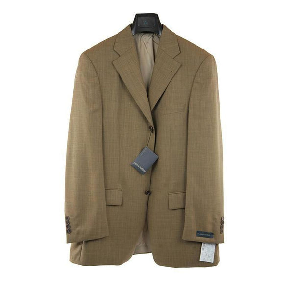 Pierre Laffitte Dark beige suit jacket size 50 RRP200 GA01