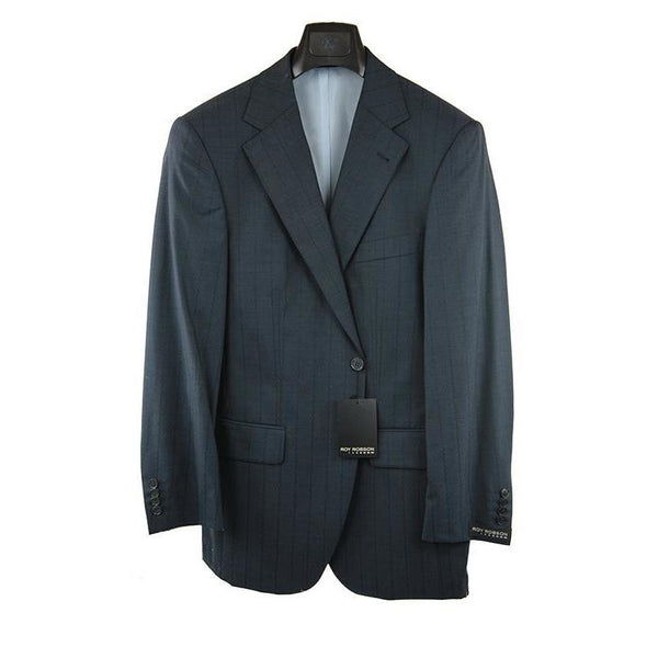 Roy Robson dark blue suit size 38R RRP450 GA01