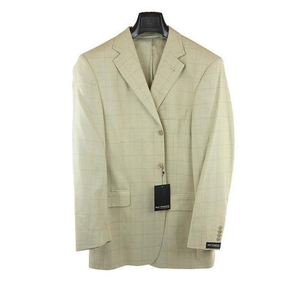 Roy Robson cream suit jacket size 38R RRP270 GA01