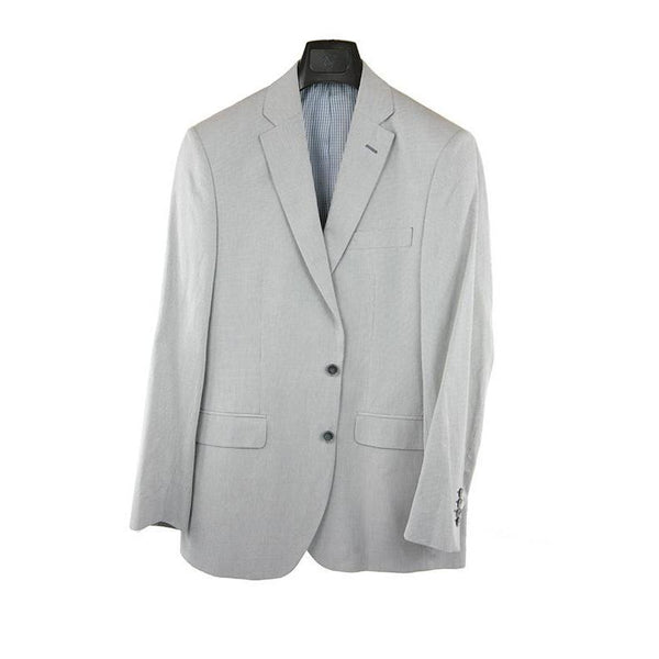 Torre light grey suit jacket size 40R RRP250 GA01