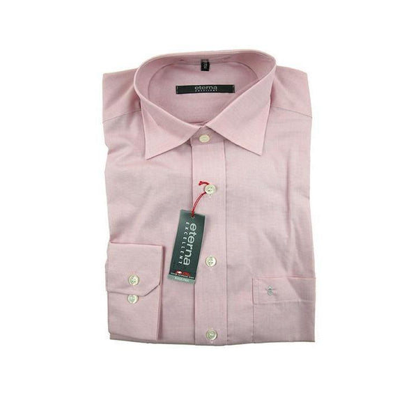 Eterna excellent pink long sleeve shirt size 38 RRP80