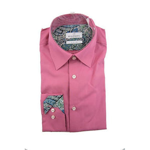 Einhorn deep pink long sleeve shirt size 44 RRP80 GA20