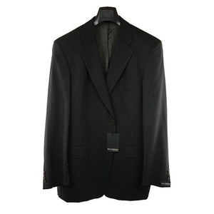 Roy Robson black suit jacket size 46 RRP150 GA04