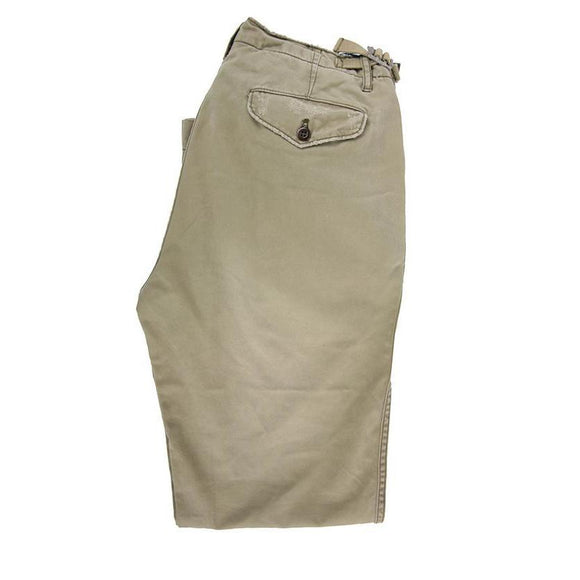 Ralph Lauren khaki distressed chinos W30 L32 RRP130 PO32
