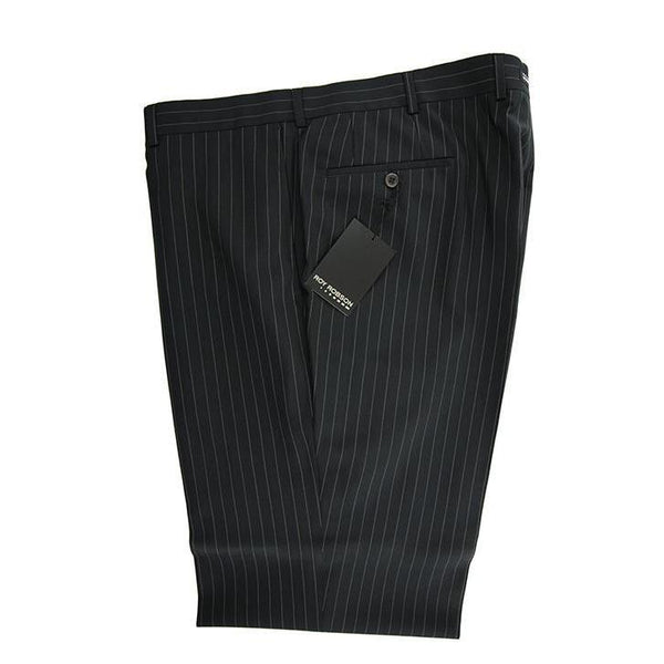 Roy Robson dark blue pinstripe trousers size 50 RRP80 POR