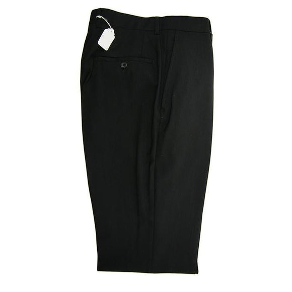 Pockets branded black suit trousers size 32 RRP80 PRA
