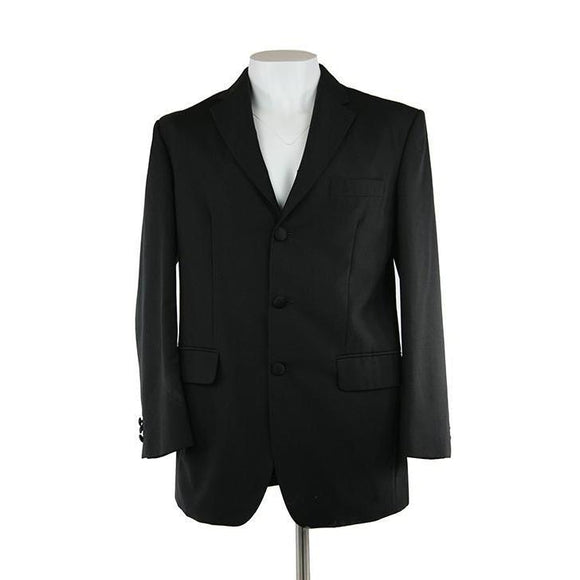 Torre black dress suit jacket size 40R RRP 100 PRA