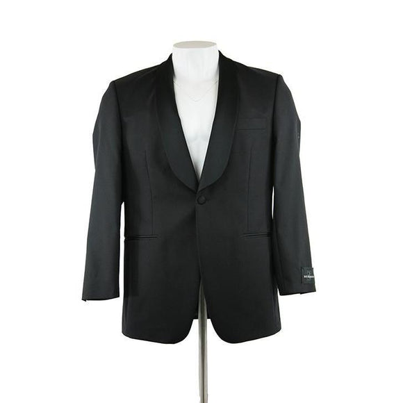 Roy Robson Black Suit Dress Jacket size 38R RRP150 PRA