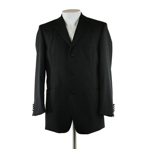 Roy Robson Black Dress Suit Size 25 RRP400 PRA