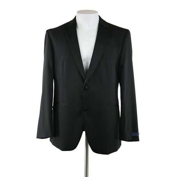 Roy Robson black dress suit jacket size 26 RRP400 PRA