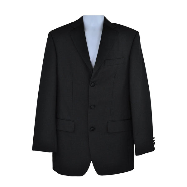 Torre Black dress suit jacket size 40L RRP100 POR