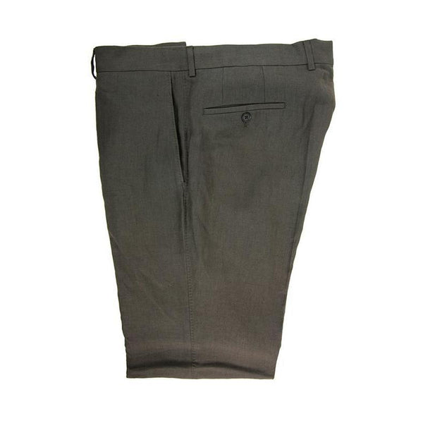 Hugo Boss Brown linen trousers size 56 RRP150 POR1