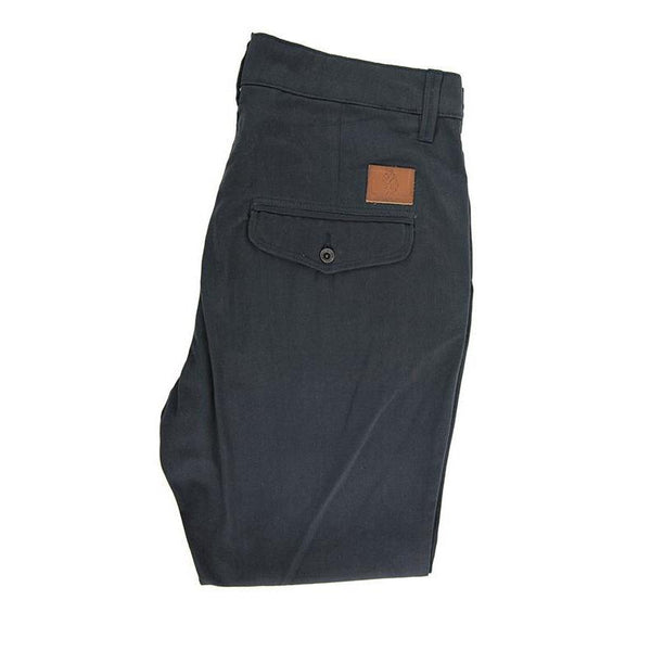Luke jeans dark navy trousers size 34 RRP150 POR1