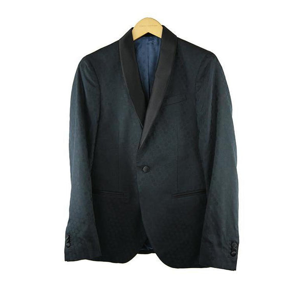 Scotch and soda black dress blazer jacket size M RRP 360 P112