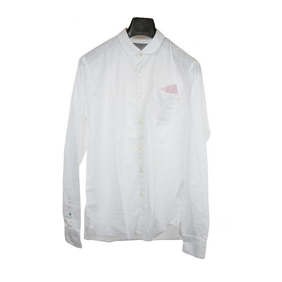 Scotch and Soda White long sleeve shirt XL RRP110