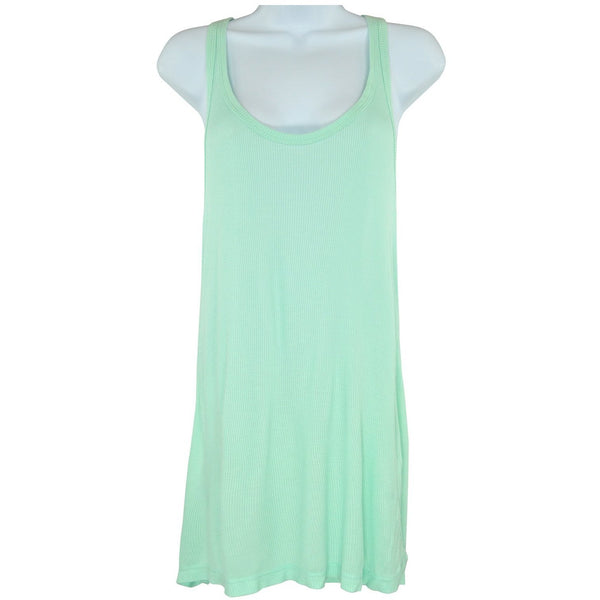 Gilly Hicks pastel Green sleeveless vest size L RRP 20 SHD01