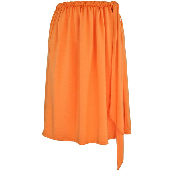 Melissa Odabash orange short skirt size S RRP30 SHA12