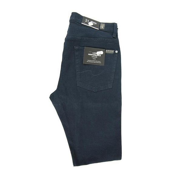 7 For All Mankind blue black denim jeans W31 RRP200 UN9