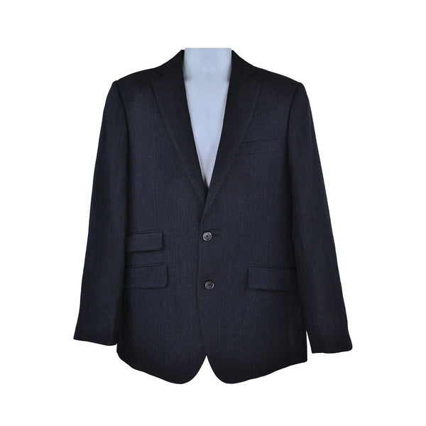 Gabucci dark navy suit jacket size 40R RRP250 GR3