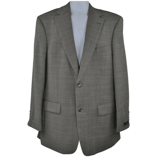 Pierre Laffitte Grey suit size 52 RRP400 GR3