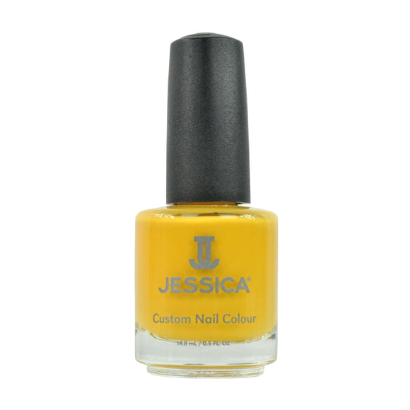 Jessica Custom Nail Colour 14.8ml Shade 844 Totally Tumeric UK POST ONLY