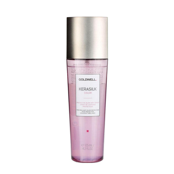 Goldwell Kerasilk Color Protective Blow Dry Spray 125ml
