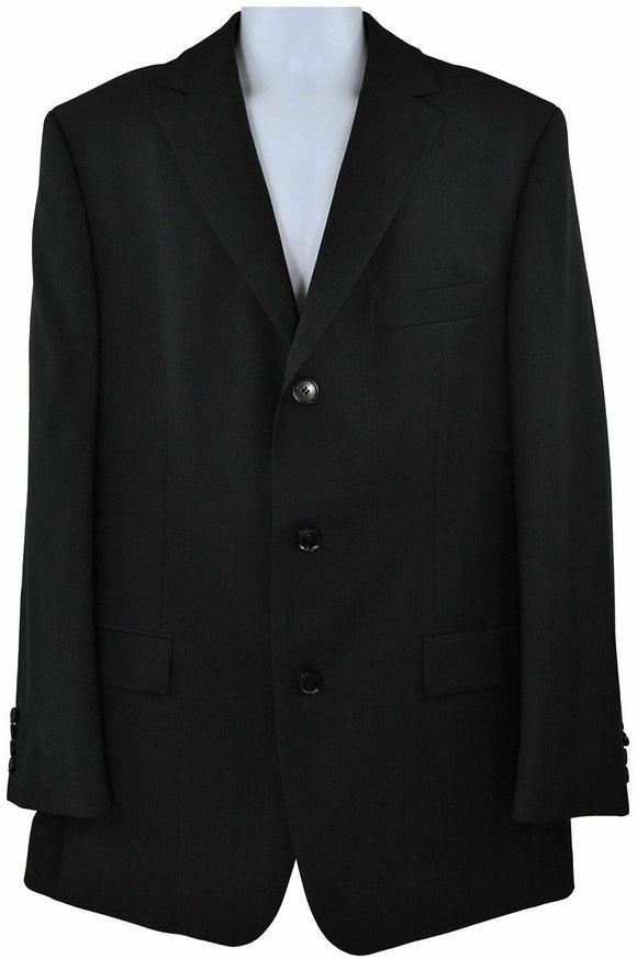Hugo Boss black suit jacket 52 RRP120 RNOV