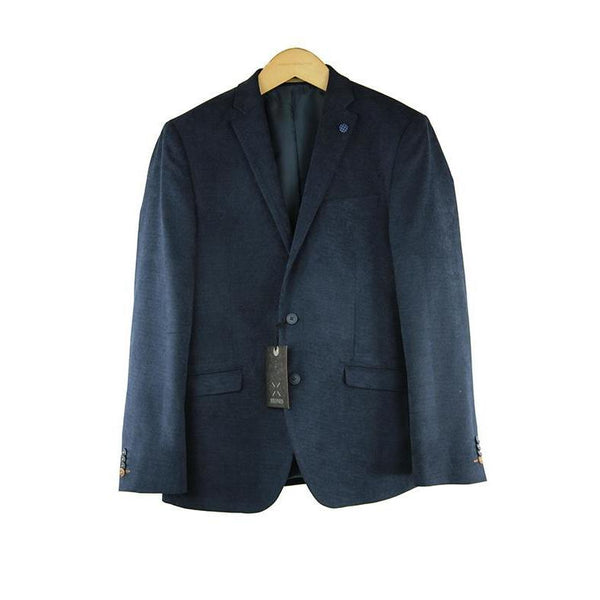 Stones Dark Blue Elba Jacket Size 54 RRP240 GRAIL