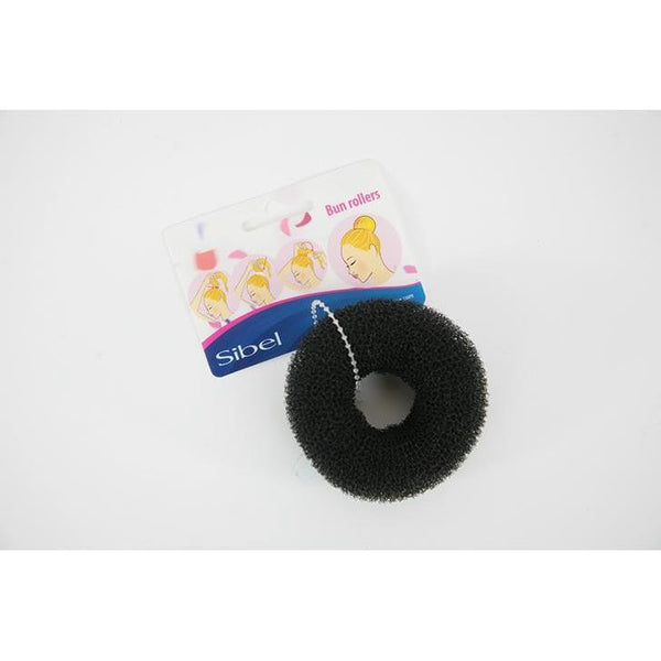 Sinelco Hairbun Round Black