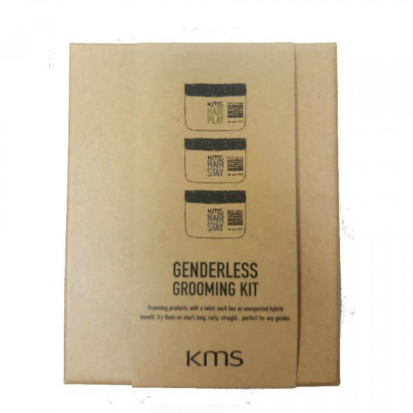 KMS Genderless Grooming Kit With 3 Products
