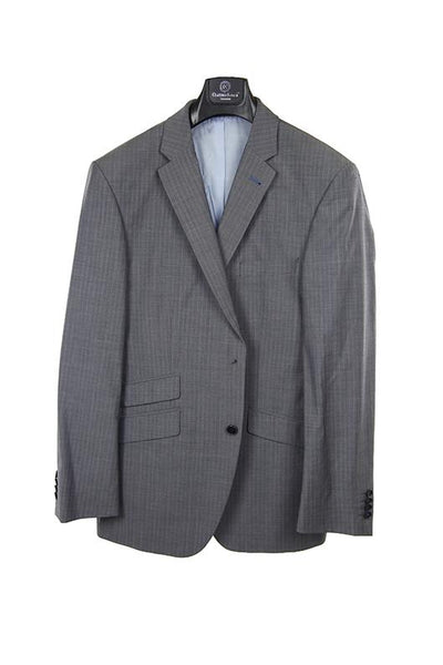 Roy Robson light grey suit size 50 RRP490 GABR