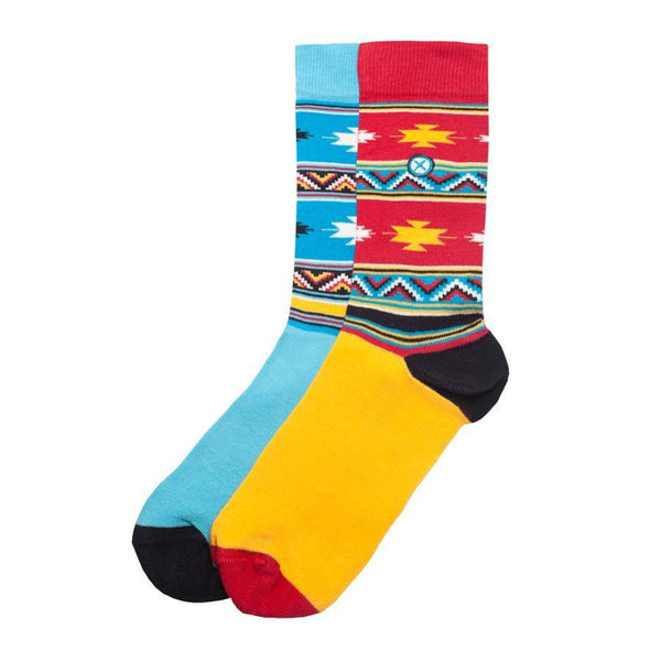 ODSX Cotton rich socks, style Inca. Perfect Christmas stocking filler RRP £10