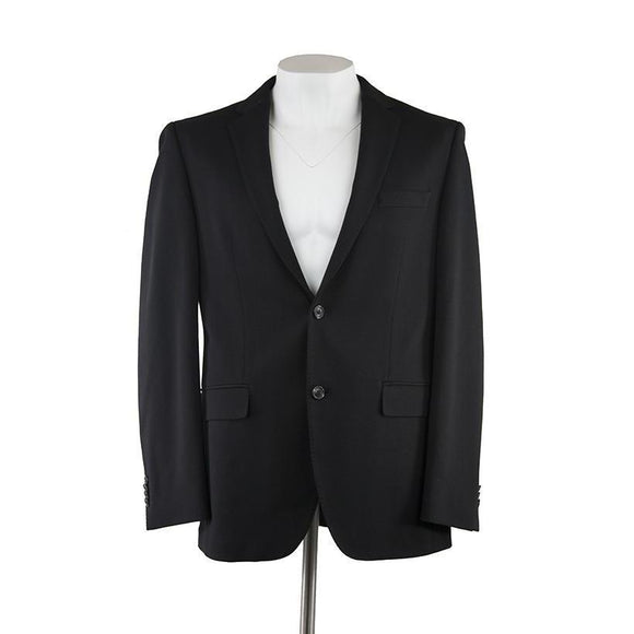 Hugo Boss black stretch jacket size 50 RRP 355