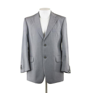Roy Robson light grey pinstripe suit size 38r RRP 389
