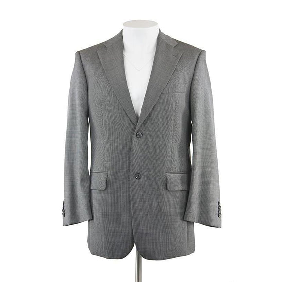 Roy Robson grey suit reda super 100̍s size 46 RRP 389
