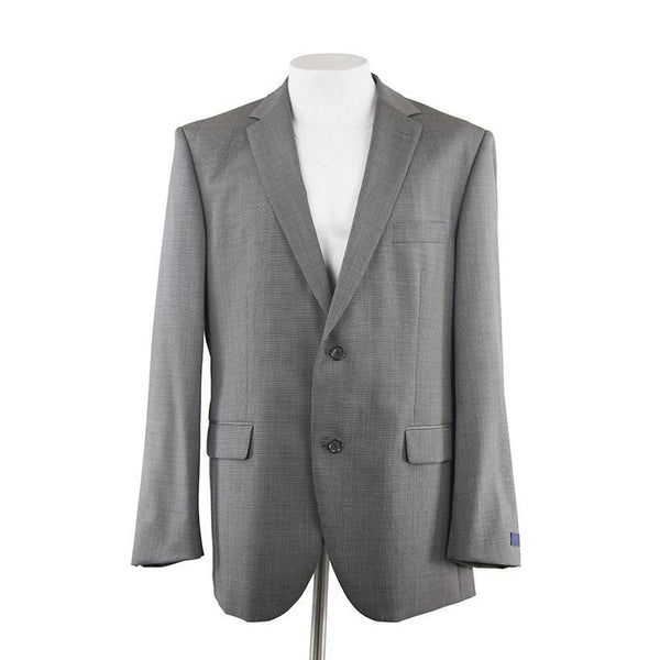 Pockets Branded grey suit reda super 100̍s size 46r RRP 389