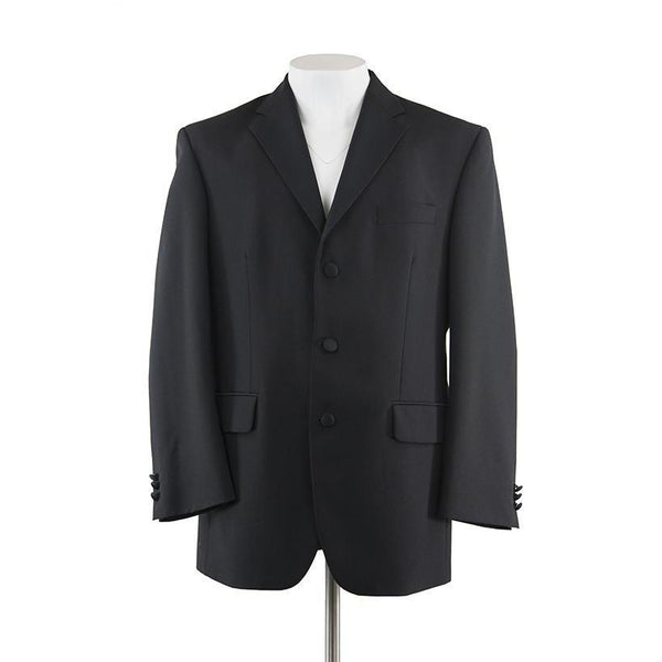 Torre black suit jacket fully lined size 42 RRP100