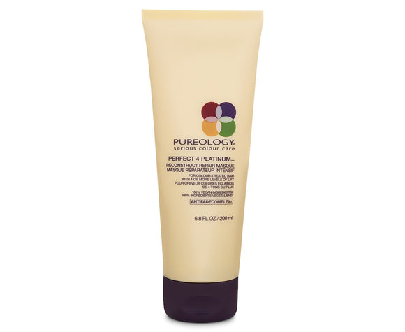 Pureology Perfect 4 Platinum Repair Masque 200ml