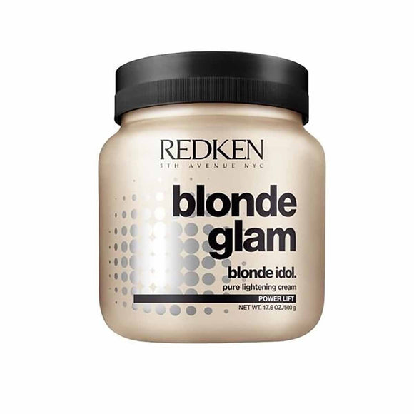 Redken Blonde Glam Blonde Idol Power Lift Lightening Cream 500g