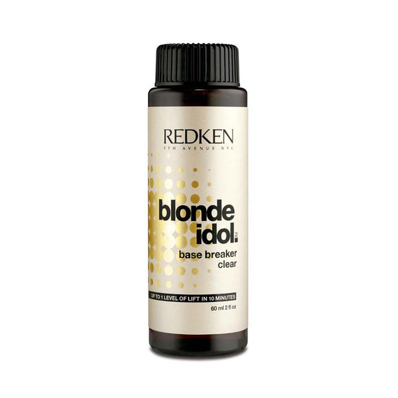 Redken Blonde Idol Base Breaker Clear 60ml Professional Colour