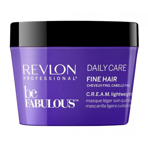 Revlon Be Fabulous Fine Hair Lightweight Mask 200ml
