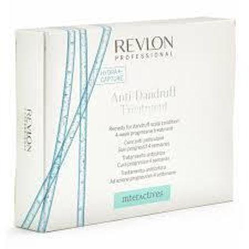 Job lot of 20 Revlon Hydra Capture Anti Dandruff Treatment Interactives 4x18ml