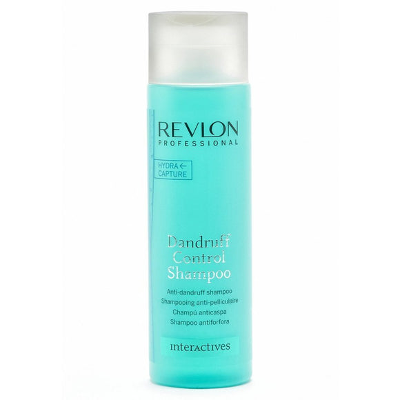 Revlon Hydra Capture Dandruff Control Shampoo Interactives 250ml