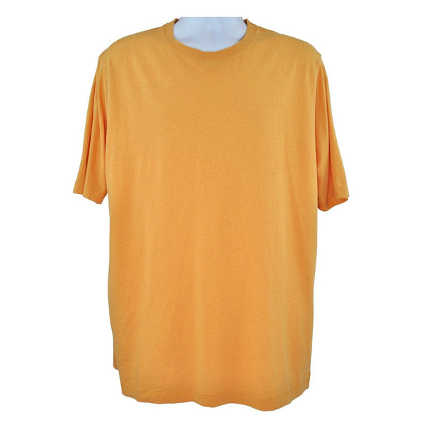 Folk Bright orange short sleeve t-shirt size 5 RRP80 RT