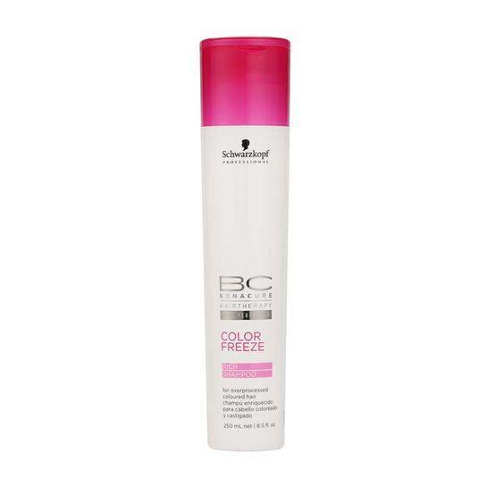 Schwarzkopf Color Freeze Rich Shine Shampoo 250ml