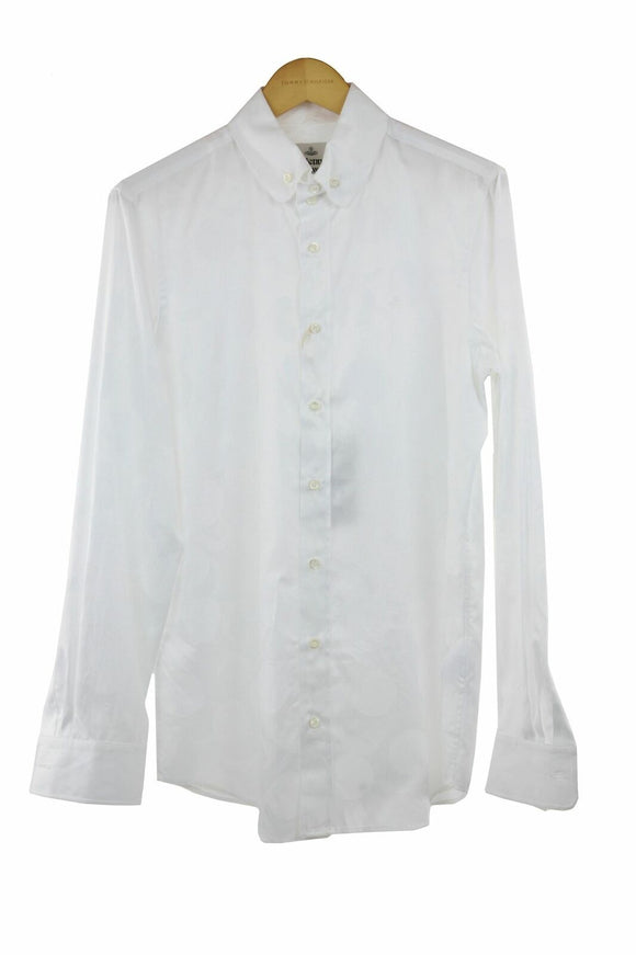 Vivienne Westwood long sleeve white shirt size XL RRP295 RETF
