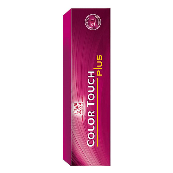 Wella Color Touch Plus Demi Permanent Hair Colour 60ml shade 66/04